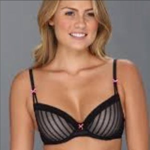 Betsey Johnson Intimates & Sleepwear - TWO‼️ Betsey Johnson Bras - Size 32D.